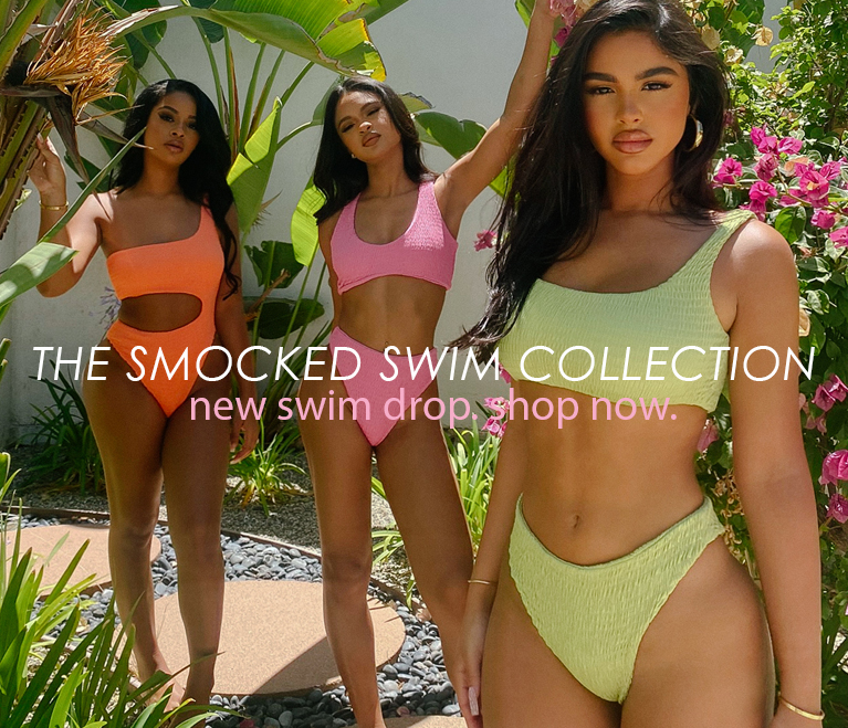 The Smocked Swim Collection